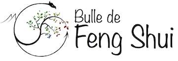 Logo rectangle Bulle de Feng Shui